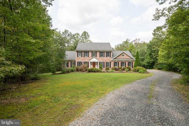 8039 Kirtley Trail, CULPEPER, VA 22701 (#VACU142616) :: ExecuHome Realty