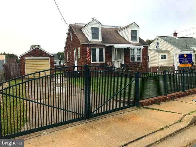 8 Bayside Drive, BALTIMORE, MD 21222 (#MDBC506976) :: Blackwell Real Estate
