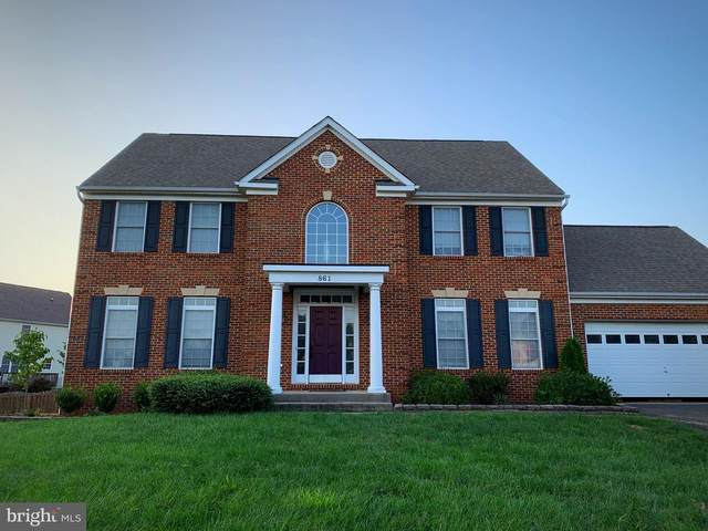 861 Autumn Ridge Road, CULPEPER, VA 22701 (#VACU142618) :: ExecuHome Realty
