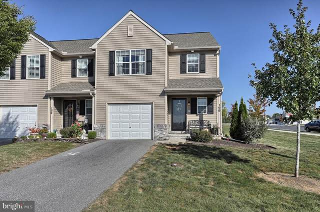 199 N Village Circle, PALMYRA, PA 17078 (#PALN115858) :: The Jim Powers Team
