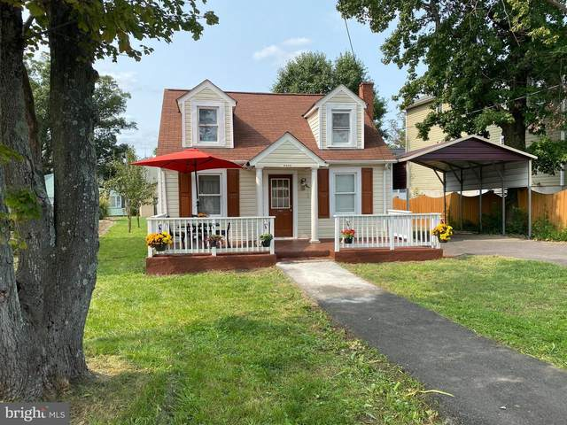 2908 Lafayette Boulevard, FREDERICKSBURG, VA 22408 (#VASP225382) :: Better Homes Realty Signature Properties