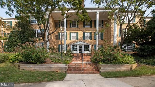 7661 Provincial Drive #106, MCLEAN, VA 22102 (#VAFX1156142) :: Arlington Realty, Inc.