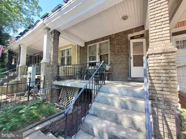 308 Rhode Island Avenue NE, WASHINGTON, DC 20002 (#DCDC487660) :: Jennifer Mack Properties