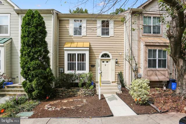 20158 Timber Oak Lane #174, GERMANTOWN, MD 20874 (#MDMC726314) :: Tom & Cindy and Associates