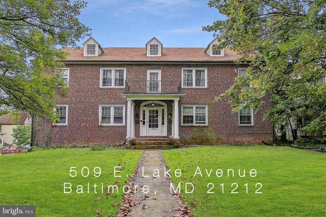 509 E Lake Avenue, BALTIMORE, MD 21212 (#MDBA524838) :: SURE Sales Group
