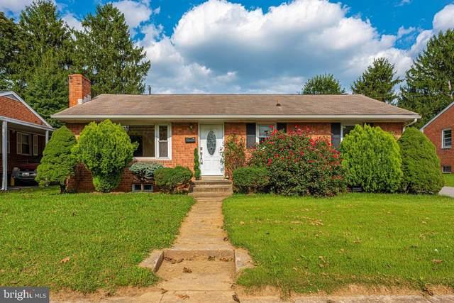 1505 Seventh W, FREDERICK, MD 21701 (#MDFR270988) :: Larson Fine Properties