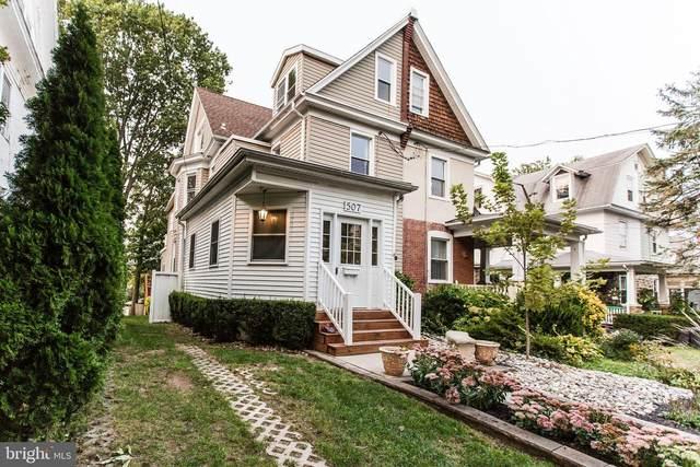 507 Shoemaker Avenue, JENKINTOWN, PA 19046 (#PAMC664270) :: Century 21 Dale Realty Co