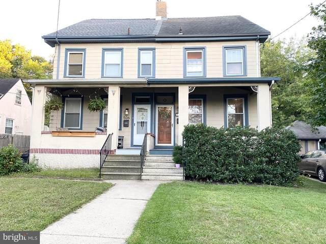 504 Tatem Avenue, COLLINGSWOOD, NJ 08108 (#NJCD402982) :: Larson Fine Properties
