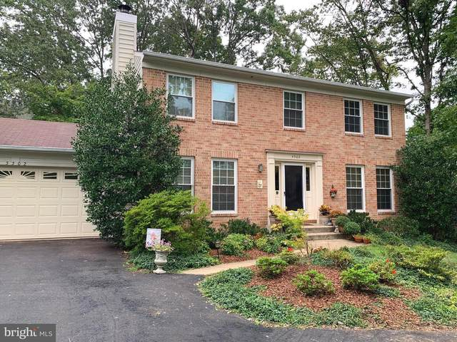 5502 Greenshank Court, FAIRFAX, VA 22032 (#VAFX1156166) :: Network Realty Group