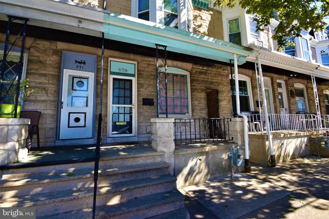 839 Weiser Street, READING, PA 19601 (#PABK364260) :: RE/MAX Main Line