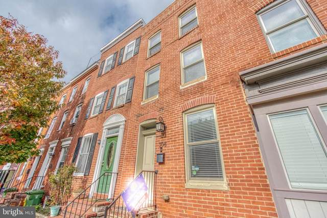 308 E Fort Avenue, BALTIMORE, MD 21230 (#MDBA524846) :: The Redux Group