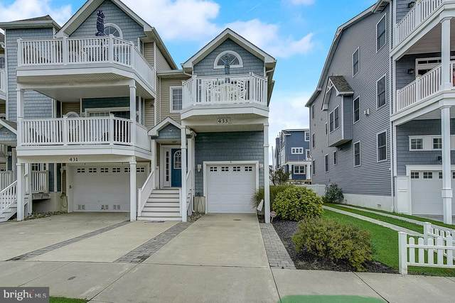 433 E 24TH Avenue E, NORTH WILDWOOD, NJ 08260 (#NJCM104460) :: Larson Fine Properties