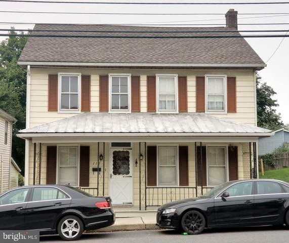 115 Hanover Street, NEW OXFORD, PA 17350 (#PAAD113300) :: The Jim Powers Team