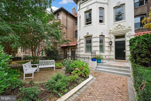 1816 19TH Street NW #2, WASHINGTON, DC 20009 (#DCDC487708) :: SURE Sales Group
