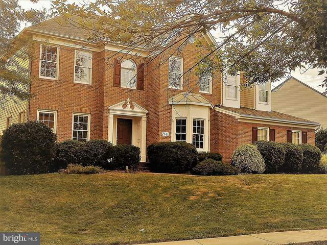 2611 Northrup Drive, ROCKVILLE, MD 20850 (#MDMC726354) :: Great Falls Great Homes