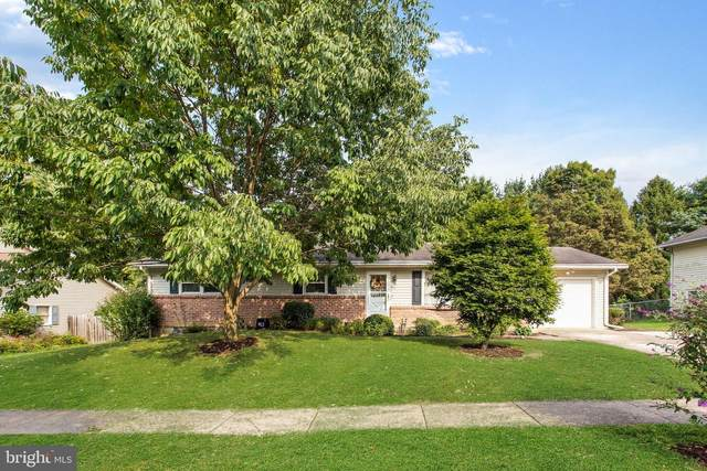 442 Pawnee Drive, MECHANICSBURG, PA 17050 (#PACB128036) :: The Heather Neidlinger Team With Berkshire Hathaway HomeServices Homesale Realty