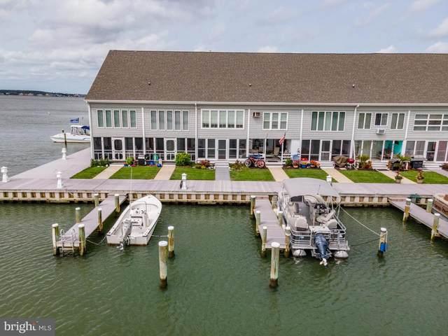 401 Bayshore Drive #10, OCEAN CITY, MD 21842 (#MDWO116964) :: Atlantic Shores Sotheby's International Realty