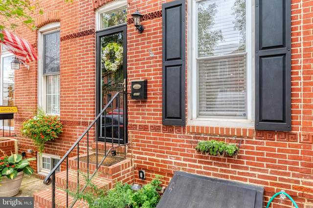 1419 Andre Street, BALTIMORE, MD 21230 (#MDBA524872) :: The Dailey Group