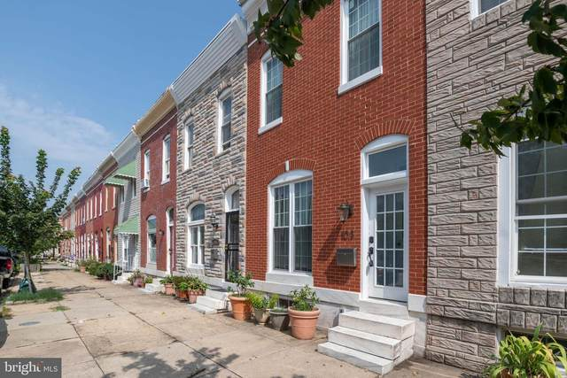 103 N Luzerne Avenue, BALTIMORE, MD 21224 (#MDBA524874) :: The Dailey Group
