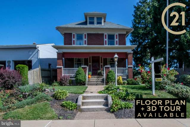 281 N Main Street, RED LION, PA 17356 (#PAYK145718) :: Iron Valley Real Estate