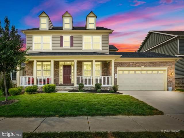 733 Holden Road, FREDERICK, MD 21701 (#MDFR271012) :: Corner House Realty