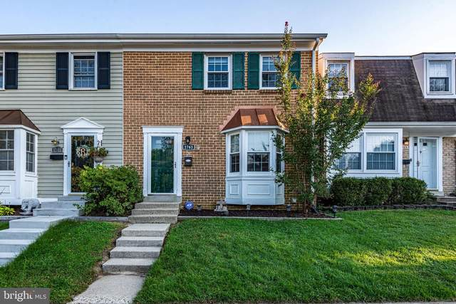 1763 Sharwood Place, CROFTON, MD 21114 (#MDAA447150) :: The Putnam Group