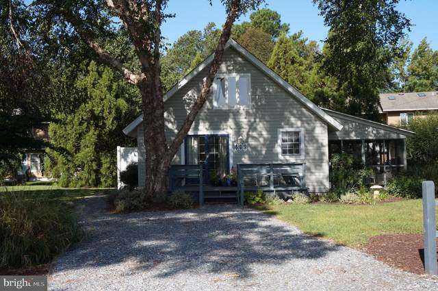 609 Rosewood Court, BETHANY BEACH, DE 19930 (#DESU169504) :: RE/MAX Coast and Country