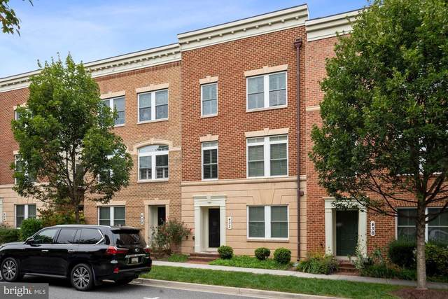 432 Grand Street, GAITHERSBURG, MD 20878 (#MDMC726426) :: Tom & Cindy and Associates