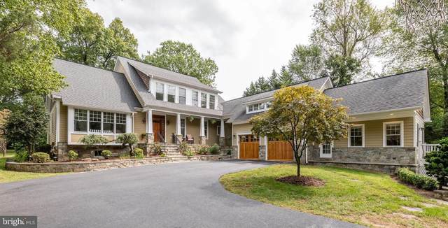8795 Prestwould Place, MCLEAN, VA 22102 (#VAFX1156270) :: The Denny Lee Team