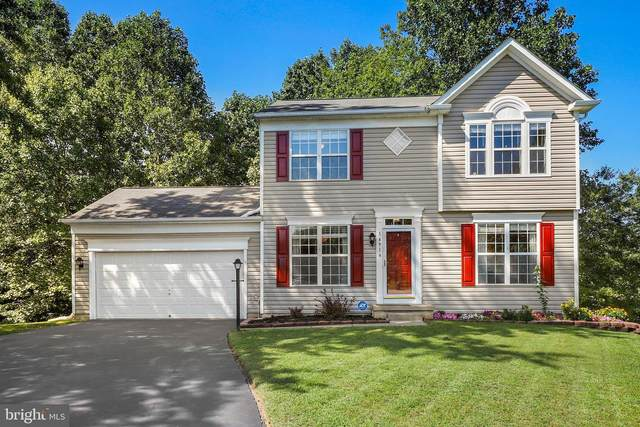 14916 Gladiolus Court, WOODBRIDGE, VA 22193 (#VAPW505126) :: The Redux Group