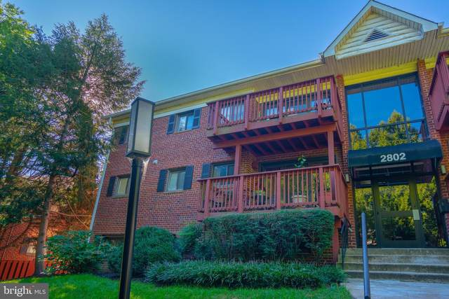 2802 Dartmouth Road #3, ALEXANDRIA, VA 22314 (#VAAX251214) :: Debbie Dogrul Associates - Long and Foster Real Estate