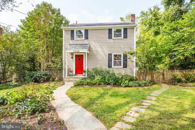 5328 Allandale Road, BETHESDA, MD 20816 (#MDMC726454) :: Pearson Smith Realty