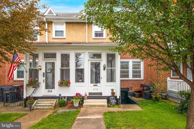 216 S Union Street, WILMINGTON, DE 19805 (#DENC509448) :: Atlantic Shores Sotheby's International Realty