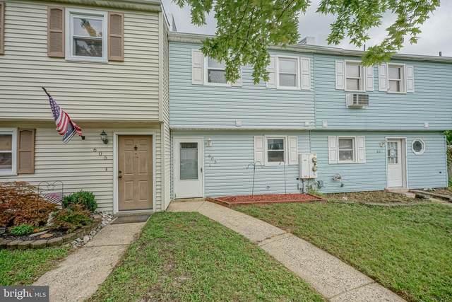 603 Tara Drive, SICKLERVILLE, NJ 08081 (#NJCD403028) :: Premier Property Group