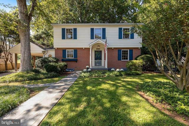 5502 Cromwell Drive, BETHESDA, MD 20816 (#MDMC726462) :: ExecuHome Realty