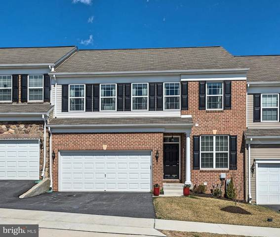 82 Greenvale Mews Drive #37, WESTMINSTER, MD 21157 (#MDCR199808) :: The Putnam Group
