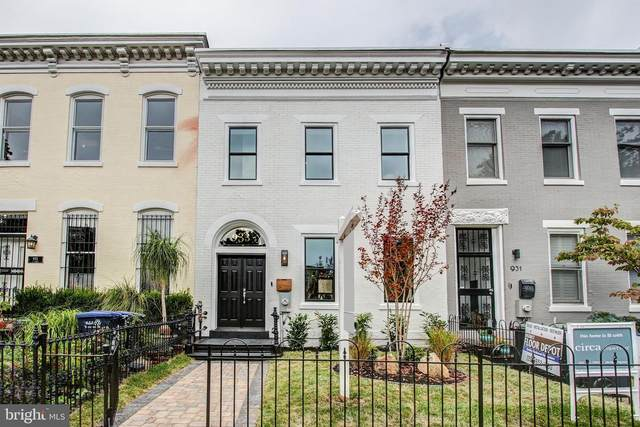 933 O Street NW, WASHINGTON, DC 20001 (#DCDC487762) :: The Putnam Group