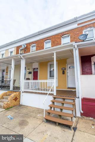 621 S Pulaski Street, BALTIMORE, MD 21223 (#MDBA524914) :: Pearson Smith Realty
