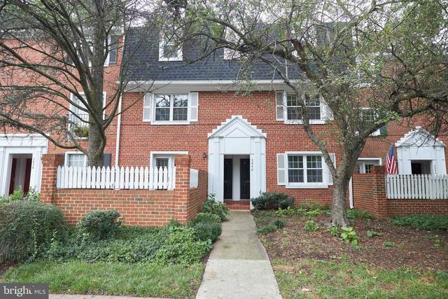 2846 S Wakefield Street C, ARLINGTON, VA 22206 (#VAAR169914) :: SP Home Team