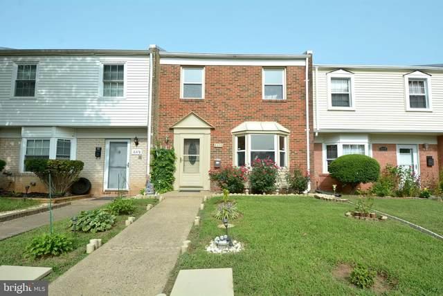 8376 Irongate Way, MANASSAS, VA 20109 (#VAPW505178) :: Colgan Real Estate