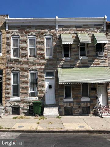 1111 N Montford Avenue, BALTIMORE, MD 21213 (#MDBA524950) :: The MD Home Team