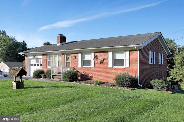 8310 Hollow Road, MIDDLETOWN, MD 21769 (#MDFR271030) :: Bruce & Tanya and Associates