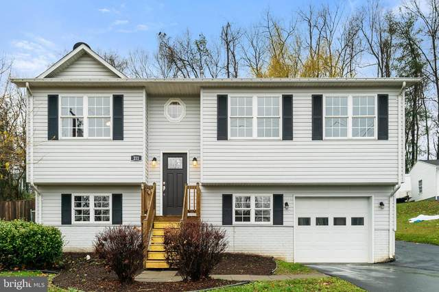 211 Duck, FRONT ROYAL, VA 22630 (#VAWR141552) :: Bob Lucido Team of Keller Williams Integrity