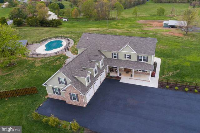 13316 Jesse Smith Road, MOUNT AIRY, MD 21771 (#MDFR271038) :: Jim Bass Group of Real Estate Teams, LLC