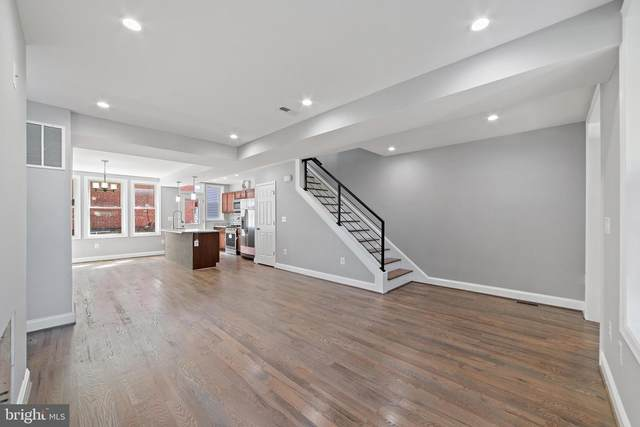 203 V Street NE, WASHINGTON, DC 20002 (#DCDC487844) :: The Putnam Group