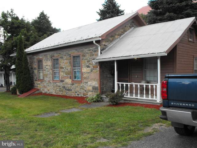 3116 Main Road, BEDFORD, PA 15522 (#PABD102518) :: Revol Real Estate