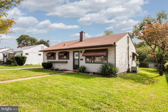 18 James Street, FREDERICK, MD 21701 (#MDFR271040) :: Pearson Smith Realty