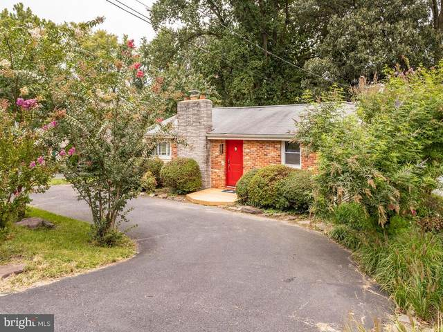 1285 Cape St Claire Road, ANNAPOLIS, MD 21409 (#MDAA447242) :: AJ Team Realty