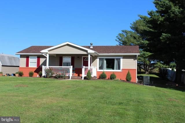 2021 Readus Road, EDINBURG, VA 22824 (#VASH120328) :: Better Homes Realty Signature Properties