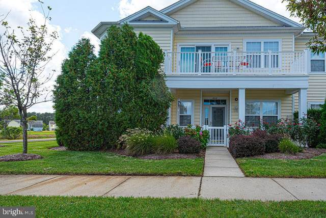 12461 Coastal Marsh Drive #602, BERLIN, MD 21811 (#MDWO116992) :: Fairfax Realty of Tysons